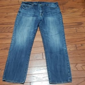 Lucky Brand Vintage Straight - long inseam jeans